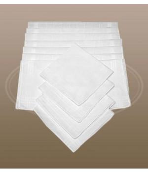 Платки женские белые CH-895 компл=10шт