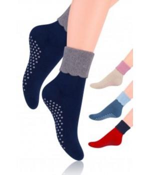 Носки женские с ABS 126