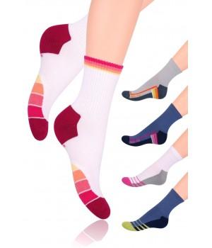 Носки спортивные półfrotte женские 047