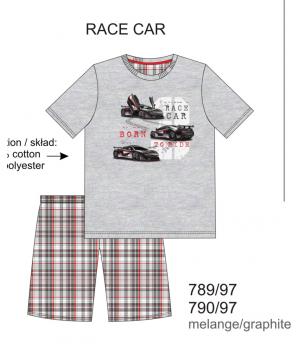 PIŻAMA BOY KR 789/97 RACE CAR