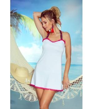 Женское короткое пляжное платье Eldar Amber