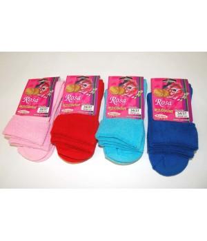 Носки женские махровые РОЗА
