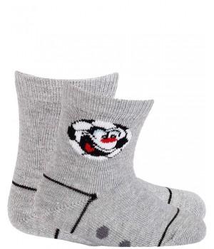 Носки с рисунком для мальчиков 0-2 года