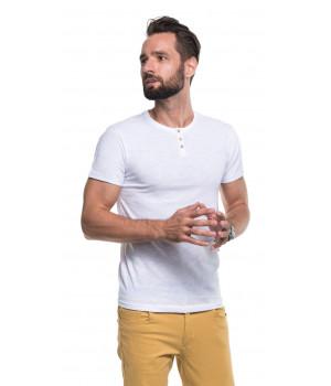 Мужская футболка с пуговицами Promostars M Button1 21230