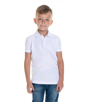Детская футболка поло (для мальчика/девочки) Promostars Polo Kids 42189 122-168