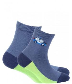 KIDDY - носки с рисунком 2-6 лет для мальчиков