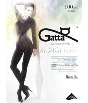 Женские матовые колготки GATTA ROSALIA MICROFIBRA 100 DEN