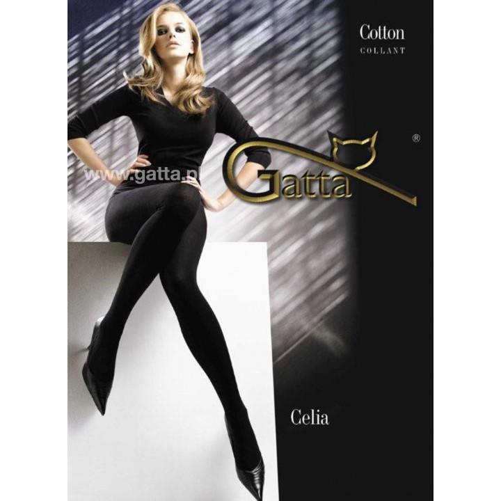 Gatta CELIA - Женские теплые хлопковые колготки