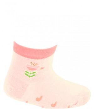 Носки тонкие, цвет 0-2 года для девочек