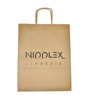 Большой бумажный пакет Nipplex