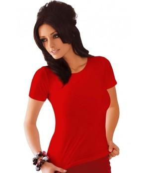 Енская тонкая блуза с короткими рукавами Babell Carla, вискоза