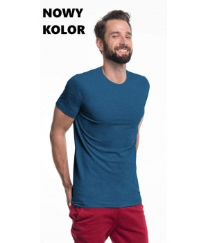 Мужская бесшовная футболка Promostars Heavy Slim 21174