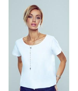 """Женская блуза с глубоким вырезом """"капелька"""" на спине Eldar Ilza"""