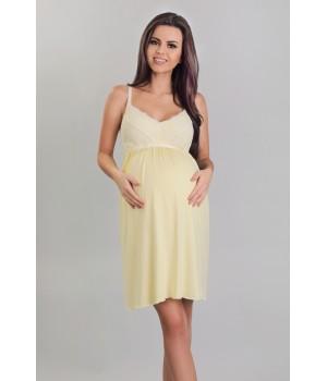 Ночная сорочка для беременных и кормящих женщин Lupoline 3062