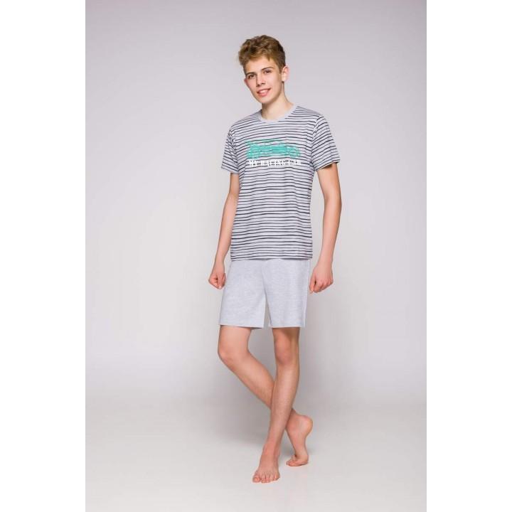 Домашний комплект/ пижама для юноши Taro 344 Max 146-158