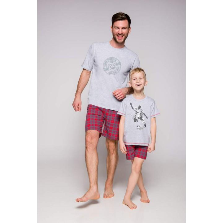 Домашний комплект/ пижама для мальчика Taro 392 Franek 92-116, хлопок