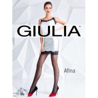 Колготки с узором giulia AFINA 40 model 4